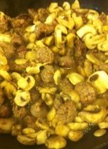 Mushroom quiche1