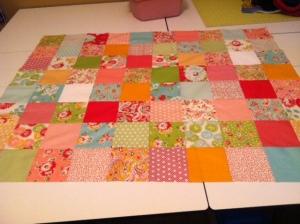 scrumptious quilt